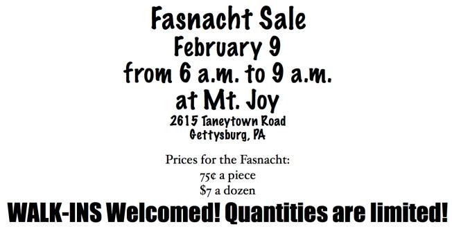 Fasnacht Sale - 1